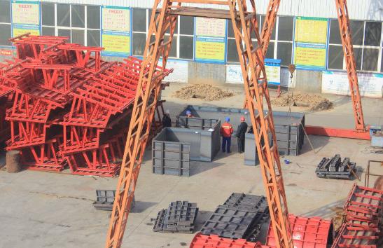 伟志 承台钢模板 河南郑州承台钢模板 承台钢模板厂家电话