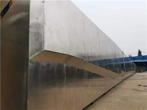 不锈钢T梁钢模板